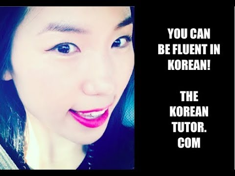 The Korean Tutor INTRODUCTION