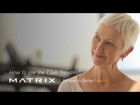 Matrix T3xH Rehab Treadmill