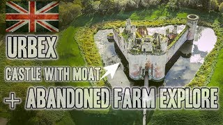 URBEX   Castle with MOAT!