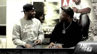 Whoo Kid's Untold Stories - Getting Fired By 50 Cent [Chapter 2]