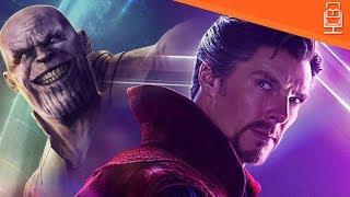 Doctor Strange Death Teased for Avengers Infinity War