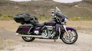 NEW 2021 CVO Ultra Limited Harley-Davidson FLHTKSE - Royal Purple Fade & Royal Black
