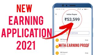 New earning app 2021| coin switch | crypto currency exchange|Bitcoin trading coin switch apk