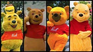 Evolution of Winnie The Pooh In Disney Theme Parks! DIStory Ep. 12! Disney Theme Park History!