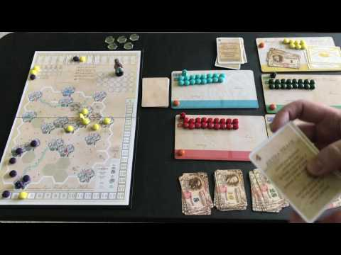 Open Rails Origins play through video 3