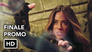 "Агенты Щ.И.Т.а, Marvel's Agents of SHIELD 6x12 ""The Sign"" / 6x13 ""New Life"" Promo (HD) Season Finale"