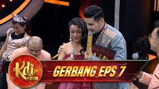 JIAAHHH!! Indri & Uda Beniqno Nyanyi, Wendy & Maharani Modelnya - Gerbang KDI Eps 7 (31/7)