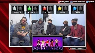 Kpop Reaction of the week (MINO, Red Velvet, Mamamoo, Lovelyz and more) | In the Kore ep 13