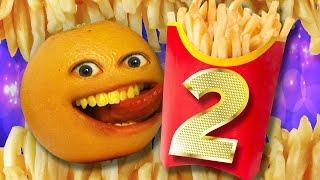 FRY-DAY #2: Revenge of the Fries | Annoying Orange