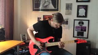 Dio - Evil eyes (Sami Pilve guitar cover.)