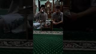 Rawi Barzanji Variasi H. Muammar ZA Masjid Jami Albarkah Poris Jaya