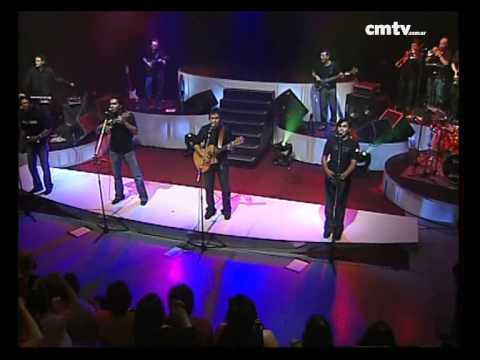 Los Nocheros video Canto nochero - CM Vivo 2005