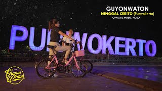 GuyonWaton Official - Ninggal Cerito (Purwokerto) | Official Music Video