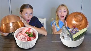 DON'T CHOOSE THE WRONG MYSTERY ICE CREAM CHALLENGE!!!