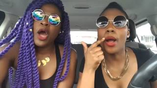 What Zimba Besties do in the car (Part 2)