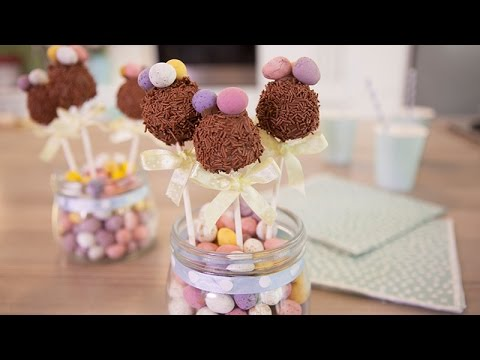 Easter Cake Pops Recipe – Betty Crocker™