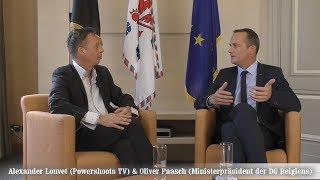 Oliver Paasch (Ministerpräsident der Deutschsprachigen Gemeinschaft Belgiens)