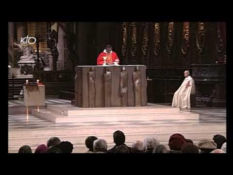 Messe du 22 novembre 2013