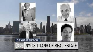Beyond Trump: The 'Real' Real Estate Titans of New York City