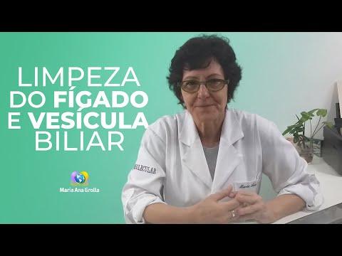 Limpar Fígado e Vesícula Bilia