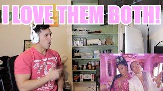 FIRST TIME REACTING TO KAROL G, Nicki Minaj - Tusa