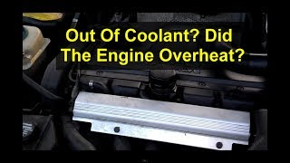Coolant roulette, did your car overheat? How long do you have to pull it over? - VOTD
