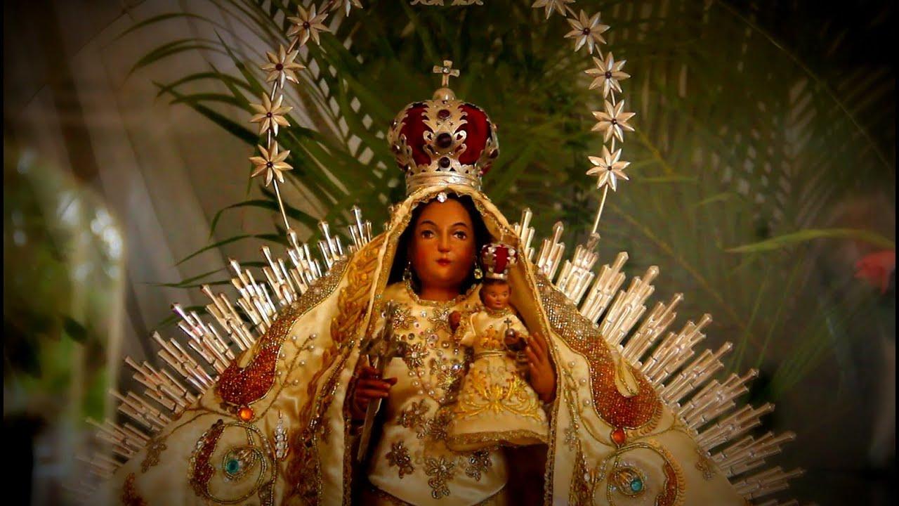 La Virgen de la Caridad del Cobre, Kubas Schtutzpatronin | Bildquelle: https://www.youtube.com/watch?v=Uu_ap9K97cg © CiberCuba / YouTube | Bilder sind in der Regel urheberrechtlich geschützt