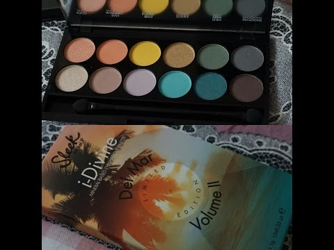 i-Divine Palette - A New Day by sleek #9