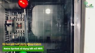 Bộ điều khiển Netro phun sương hoa lan qua WIFI Sprite 6 – Mỹ