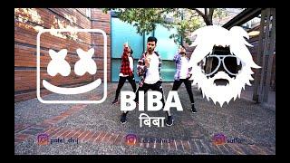 Marshmello x Pritam - BIBA | Dance Choreography | @patel_dvij @saffatt @ludakrishna1 #bibadance