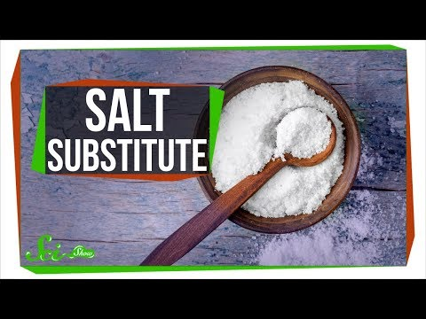 Why Can't We Make a Good Salt Substitute?