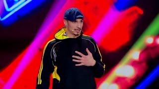 iUmor: Bogdan Zloteanu, număr senzațional de stand up comedy