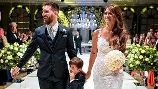 Свадьба Месси 2017 и Кого пригласили на свадьбу
