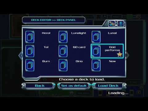 Yu-Gi-Oh Duel Generation  My performapal deck recipe  — Steemit