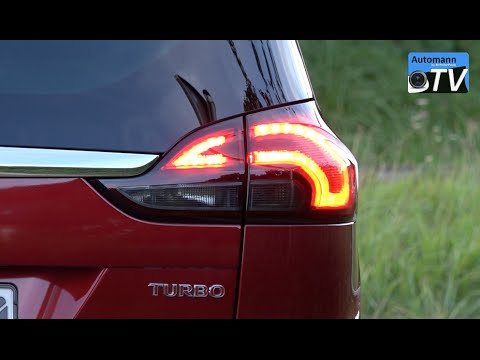 2015 Opel SIDI Turbo (200hp) Zafira Tourer - DRIVE & SOUND (1080p)