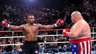 Mike Tyson | Efsanenin En İyi Nakavtları