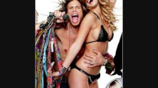 Aerosmith - Pink (With a cool slide show to get you Honkin on Bobo)