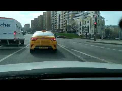 Шкода Октавия А7!!! ДПС. Яндекс Такси. 3-е  апреля пятница.Что с работой в Москве?