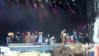Fleet Foxes - Sim Sala Bim (Live Way Out West 2011)