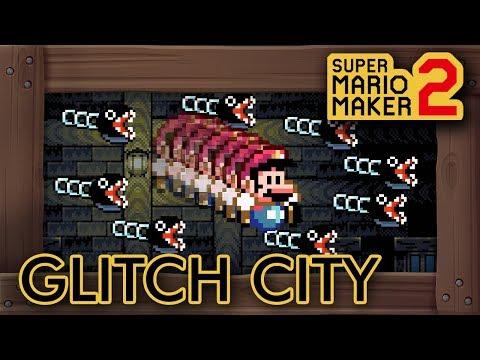 Super Mario Maker 2 - 15 Glitches in One Level