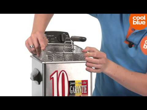 Fritel SF4371 4L friteuse productvideo (NL/BE)