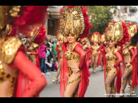 Carnaval Torrevieja 2017