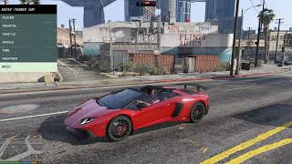 GTA 5 - Mod đồ hoạ QuantV cực đỉnh trong GTA 5
