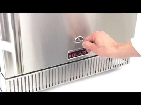 Blaze 4.1 Cu. Ft. Outdoor Compact Refrigerator