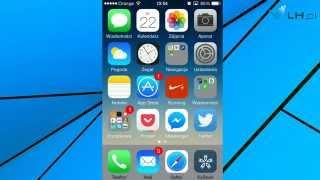 Konfiguracja poczty LH.pl na iPhone i iPad