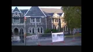 preview picture of video 'CHRISTCHURCH CITY -NEW ZEALAND'
