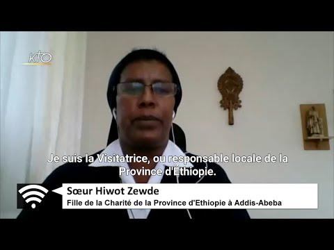 Soeur Hiwot Zewde : « Dieu de paix, que Ton règne vienne ! »