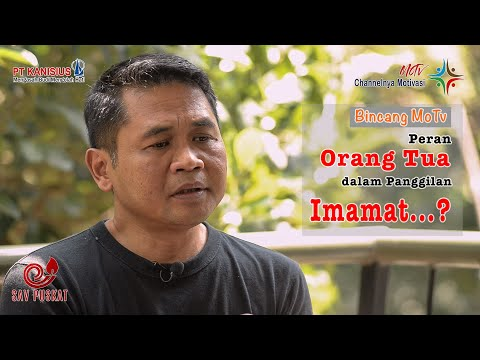 Bincang MoTv bersama Rm. Agustinus Setyodarmono SJ- Bag. 2 l MoTv Episode 35
