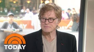 Robert Redford Talks About Reuniting With Jane Fonda In 'Our Souls At Night'   TODAY