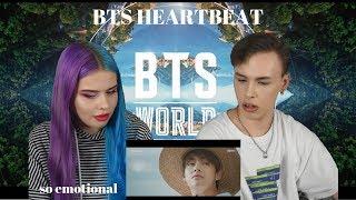 Cousins React To BTS  (방탄소년단) Heartbeat MV
